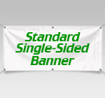 13oz Full Color Banner