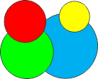 Full Color Print - Circles