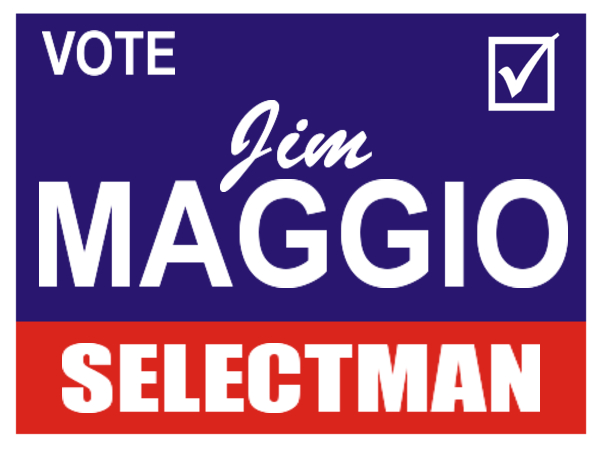 ELECTION SIGN 90