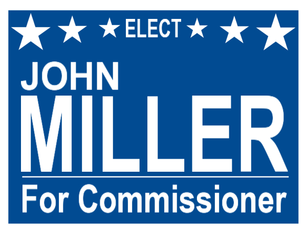 ELECTION SIGN 103