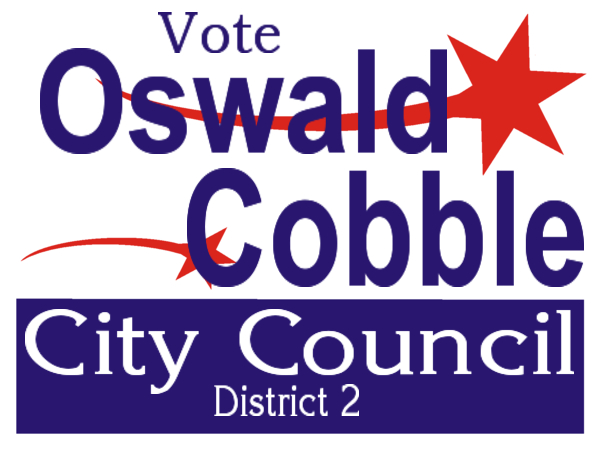 ELECTION SIGN 107