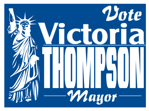 ELECTION SIGN 116