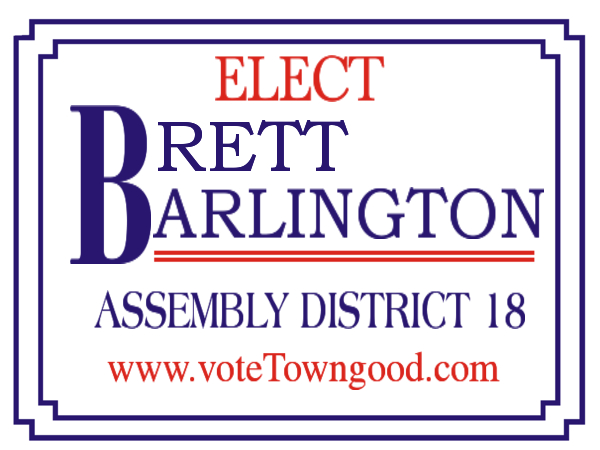 ELECTION SIGN 119