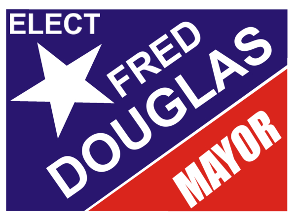 ELECTION SIGN 123