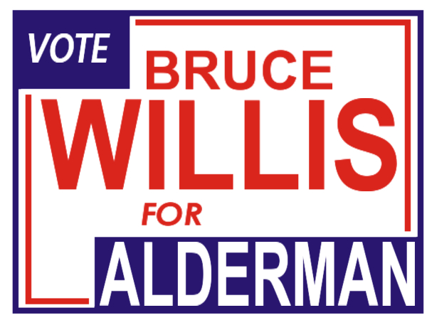 ELECTION SIGN 125