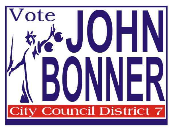 ELECTION SIGN 146
