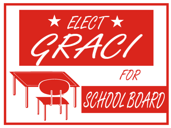ELECTION SIGN 147