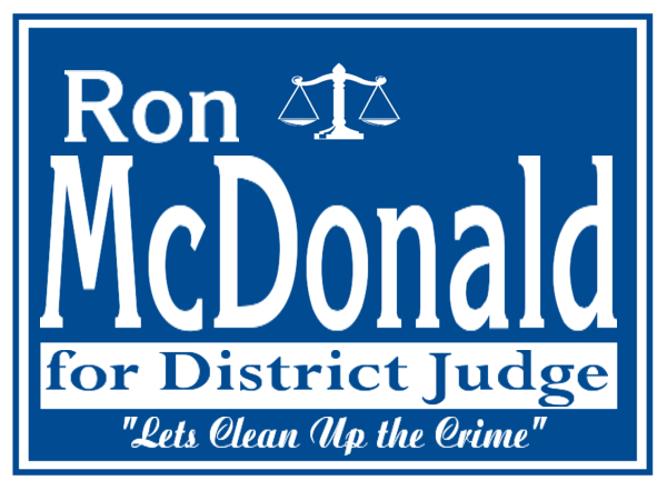 ELECTION SIGN 153