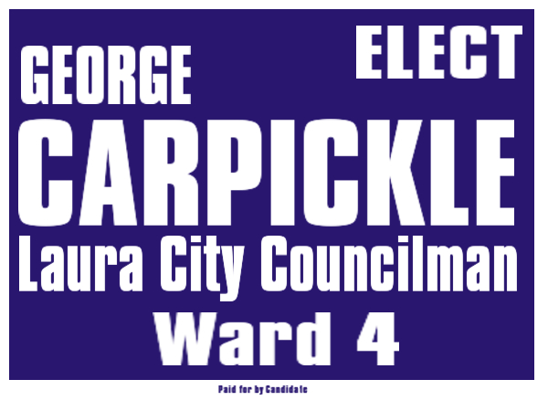 ELECTION SIGN 05
