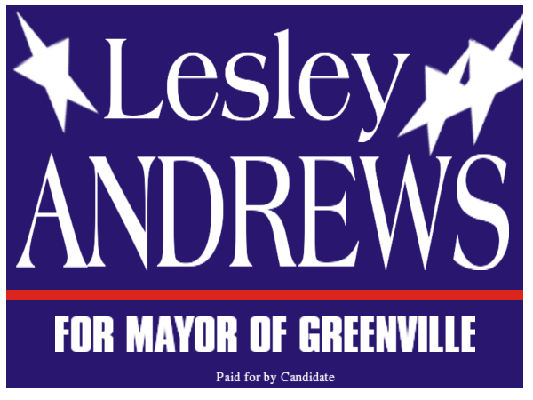 ELECTION SIGN 21