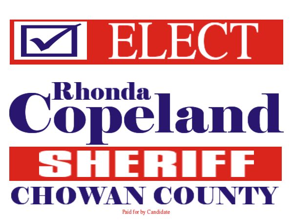 ELECTION SIGN 32