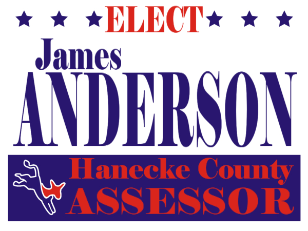 ELECTION SIGN 40