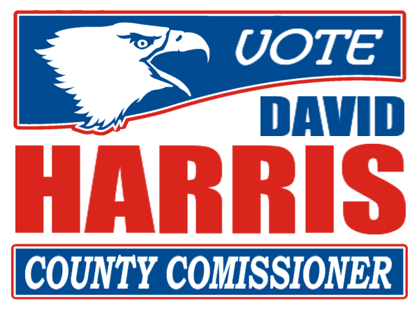 ELECTION SIGN 44