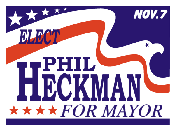 ELECTION SIGN 45