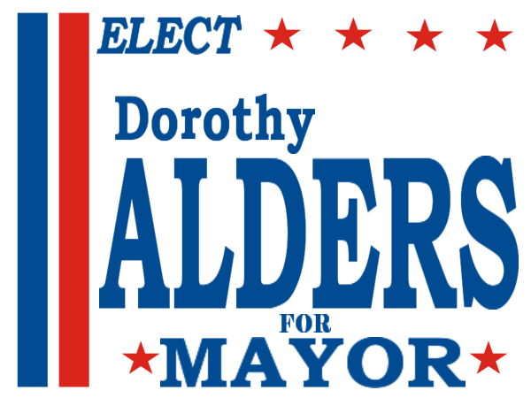 ELECTION SIGN 49