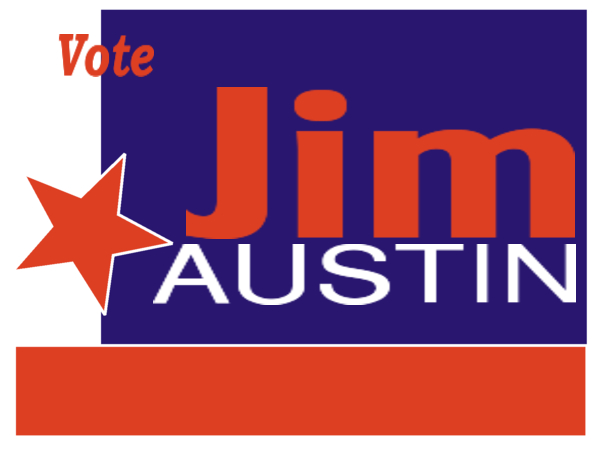 ELECTION SIGN 54