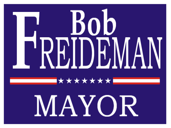 ELECTION SIGN 62