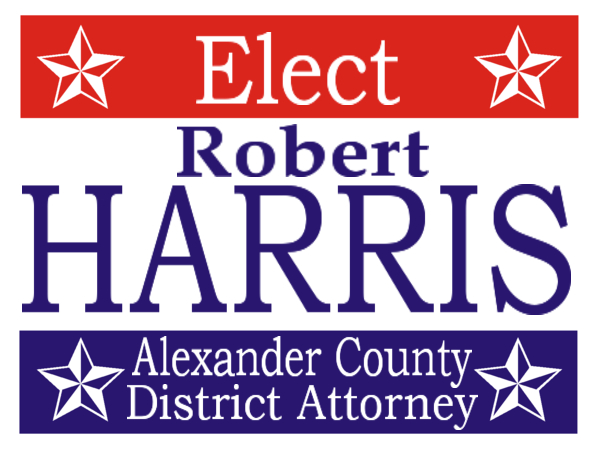 ELECTION SIGN 76