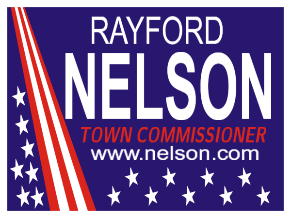 ELECTION SIGN 81