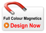 Full Colour Magnetic Sign