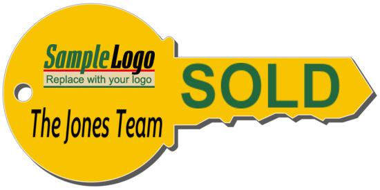 presentation house key sign image