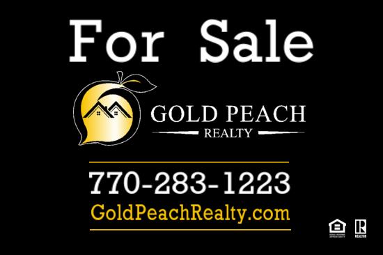 gold peach 18x12