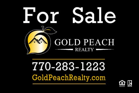 gold peach 36x24