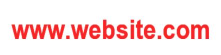 url website real estate rider image
