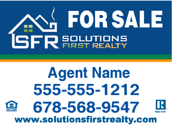 Solutions First realty 24x18